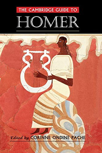 9781107027190: The Cambridge Guide to Homer