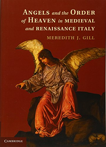 9781107027954: Angels and the Order of Heaven in Medieval and Renaissance Italy