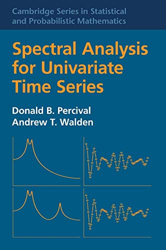9781107028142: Spectral Analysis for Univariate Time Series