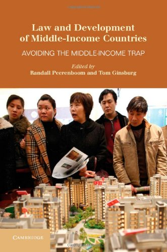 9781107028159: Law and Development of Middle-Income Countries: Avoiding the Middle-Income Trap