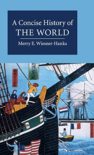 9781107028371: A Concise History of the World (Cambridge Concise Histories)