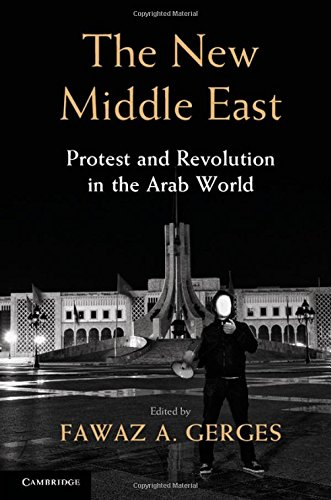 9781107028630: The New Middle East: Protest and Revolution in the Arab World
