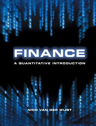 9781107029224: Finance Hardback
