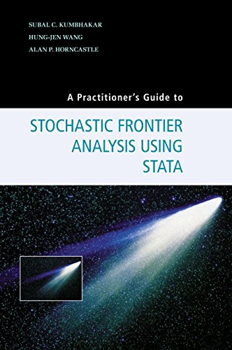 9781107029514: A Practitioner's Guide to Stochastic Frontier Analysis Using Stata