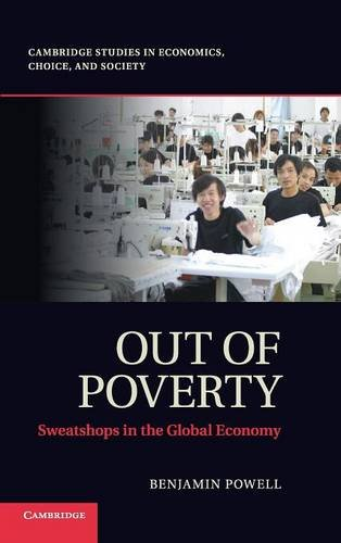9781107029903: Out of Poverty (Cambridge Studies in Economics, Choice, and Society)