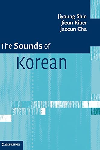 9781107030053: The Sounds of Korean