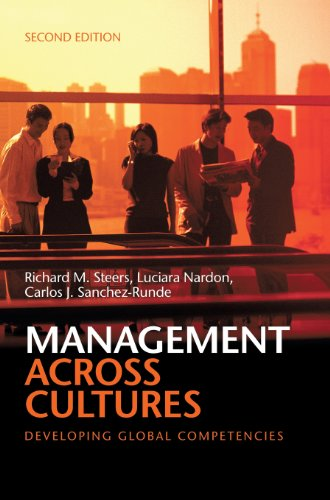9781107030121: Management across Cultures: Developing Global Competencies