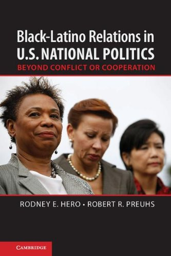 9781107030459: Black-Latino Relations in U.S. National Politics: Beyond Conflict or Cooperation