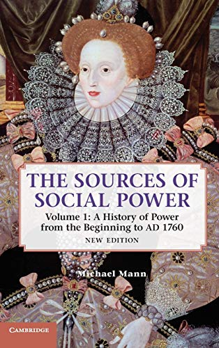 9781107031173: The Sources of Social Power: Volume 1, A History of Power from the Beginning to AD 1760 2nd Edition Hardback (Sources of Social Power, 2nd Edition)