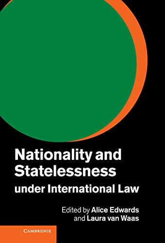 9781107032446: Nationality and Statelessness under International Law