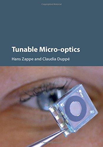 Tunable Micro-optics: Cambridge University Press