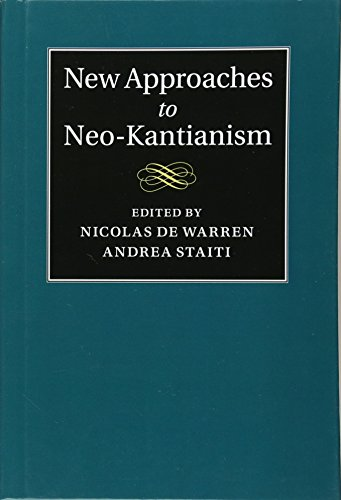 New Approaches to Neo-Kantianism (Hardback)