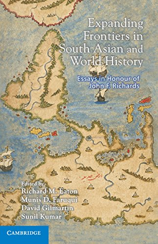 Expanding Frontiers in South Asian and World: Edited by Richard