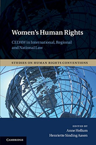 Women's Human Rights: CEDAW in International, Regional and National Law (Studies on Human ...