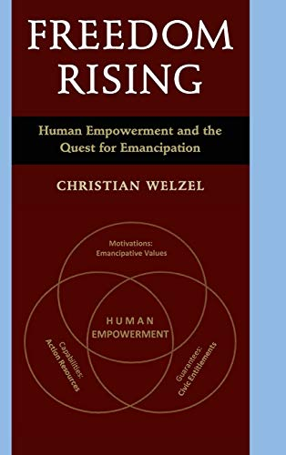 9781107034709: Freedom Rising: Human Empowerment and the Quest for Emancipation (World Values Surveys)