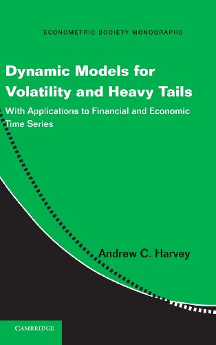 9781107034723: Dynamic Models for Volatility and Heavy Tails Hardback (Econometric Society Monographs)