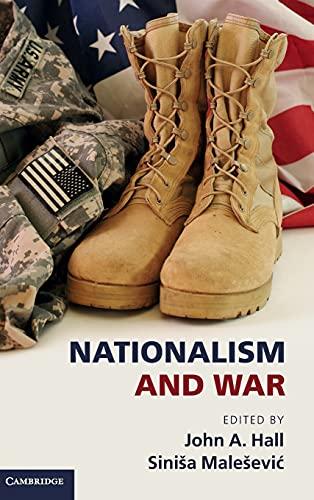 9781107034754: Nationalism and War