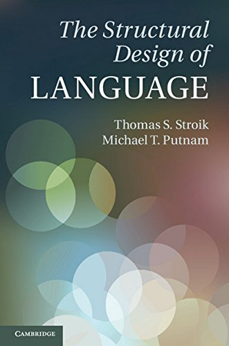 9781107034839: The Structural Design of Language