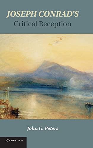 9781107034853: Joseph Conrad's Critical Reception