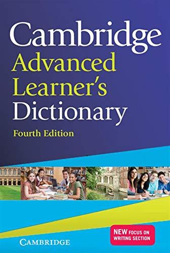 9781107035157: Cambridge Advanced Learner's Dictionary