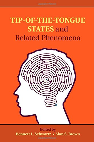 9781107035225: Tip-of-the-Tongue States and Related Phenomena