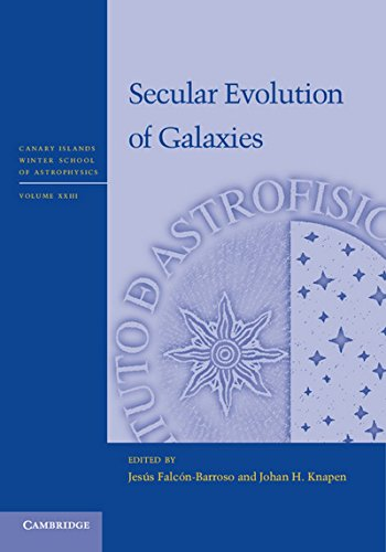 Secular Evolution of Galaxies.: Falcon-Barroso, Jesus, and