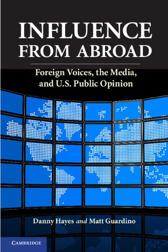 9781107035522: Influence from Abroad: Foreign Voices, the Media, and U.S. Public Opinion