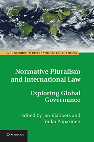 Normative Pluralism and International Law: Exploring Global