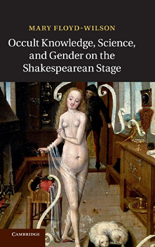 9781107036321: Occult Knowledge, Science, and Gender on the Shakespearean Stage
