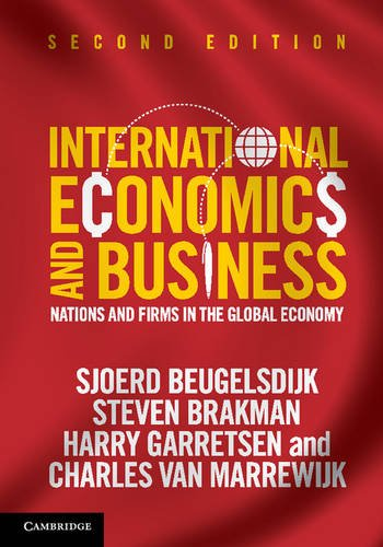 9781107036727: International Economics and Business: Nations and Firms in the Global Economy