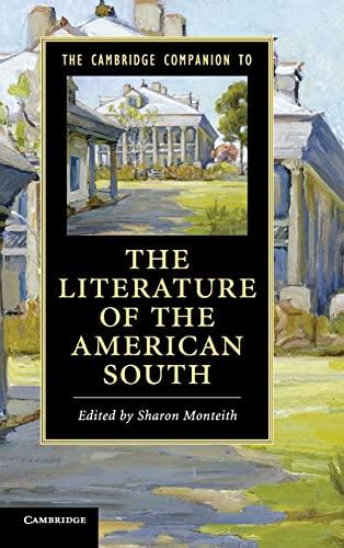9781107036789: The Cambridge Companion to the Literature of the American South (Cambridge Companions to Literature)
