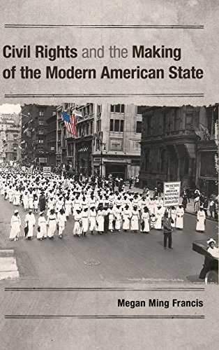 9781107037106: Civil Rights and the Making of the Modern American State