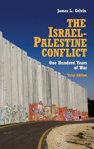 9781107037182: The Israel-Palestine Conflict: One Hundred Years of War