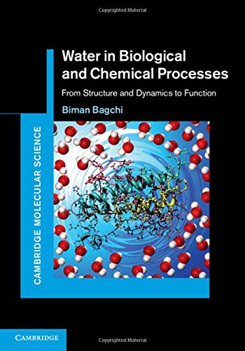 9781107037298: Water in Biological and Chemical Processes: From Structure and Dynamics to Function (Cambridge Molecular Science)