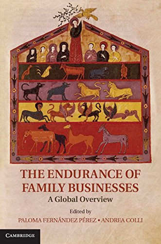 9781107037755: The Endurance of Family Businesses: A Global Overview