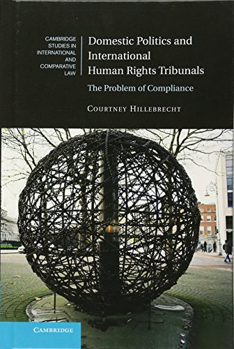 9781107040229: Domestic Politics and International Human Rights Tribunals: The Problem of Compliance