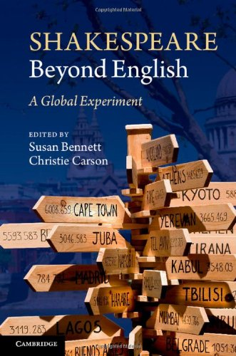9781107040557: Shakespeare beyond English: A Global Experiment
