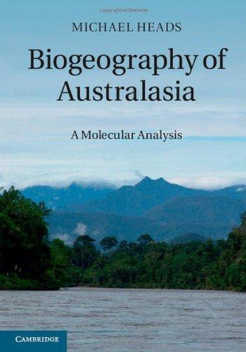 9781107041028: Biogeography of Australasia: A Molecular Analysis