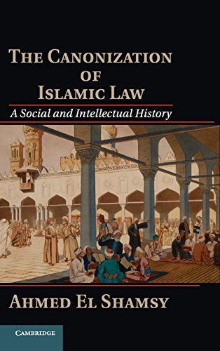 9781107041486: The Canonization of Islamic Law