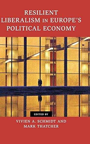 9781107041530: Resilient Liberalism in Europe's Political Economy (Contemporary European Politics)