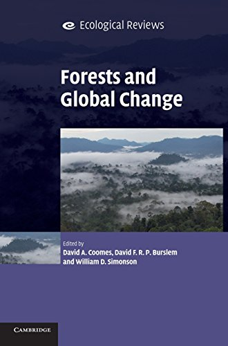 Forests and Global Change (Ecological Reviews)