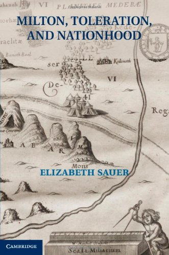 Milton, Toleration, and Nationhood: Elizabeth Sauer