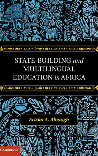 9781107042087: State-Building and Multilingual Education in Africa