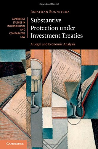 9781107042414: Substantive Protection under Investment Treaties: A Legal and Economic Analysis (Cambridge Studies in International and Comparative Law)