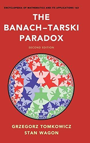 9781107042599: The Banach-Tarski Paradox (Encyclopedia of Mathematics and its Applications)