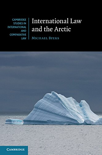 9781107042759: International Law and the Arctic (Cambridge Studies in International and Comparative Law)