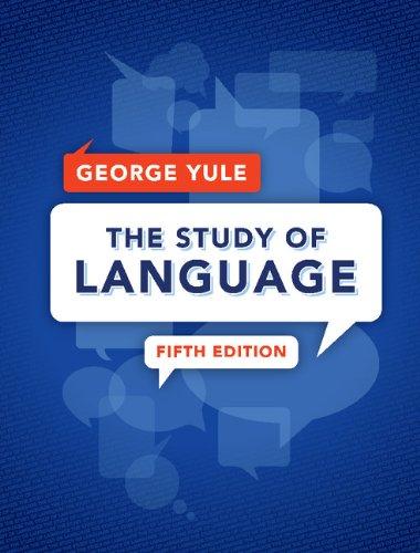 9781107044197: The Study of Language