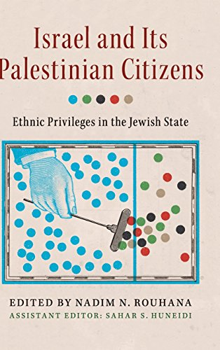 9781107044838: Israel and its Palestinian Citizens: Ethnic Privileges in the Jewish State