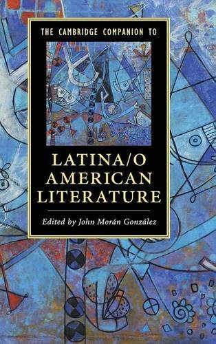 9781107044920: The Cambridge Companion to Latina/o American Literature (Cambridge Companions to Literature)