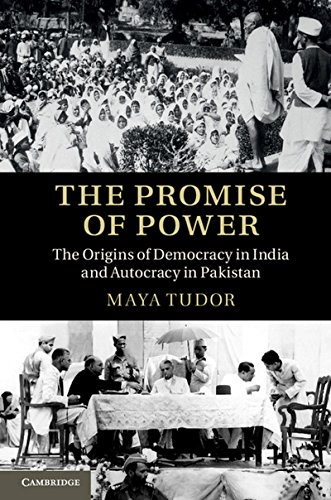 9781107046061: Cambridge University Press The Promise Of Power: The Origins Of Democracy In India And Autocracy In Pakistan